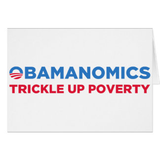 Obamanomics Cards