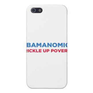 Obamanomics iPhone 5 Cases