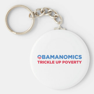 Obamanomics Keychain
