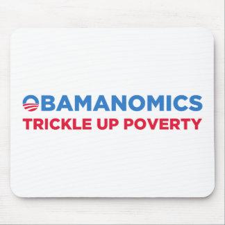 Obamanomics Mouse Pad