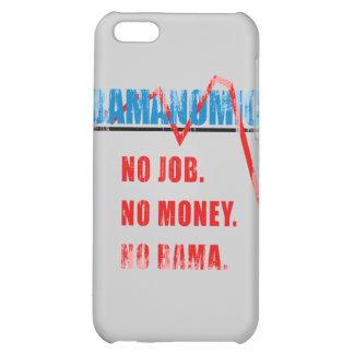 Obamanomics - No job. No money. Nobama Faded.png iPhone 5C Cover