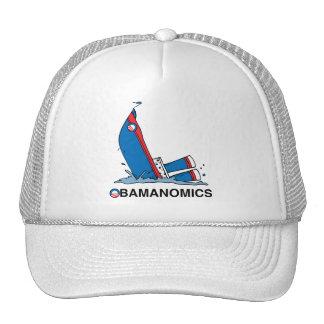 OBAMANOMICS SINKING HAT