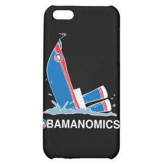 OBAMANOMICS SINKING iPhone 5C CASES