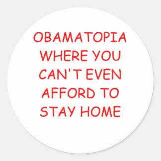 obamanomics sticker