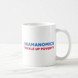 Obamanomics Tazas