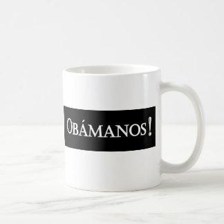 Obamanos mug
