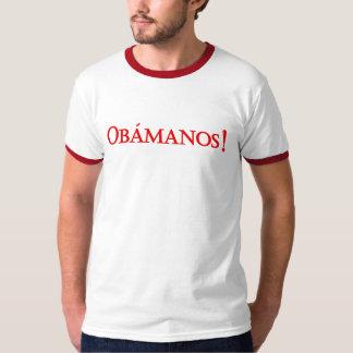 Obamanos t-shirt
