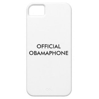 Obamaphone iPhone Case
