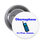 Obamaphone Pins