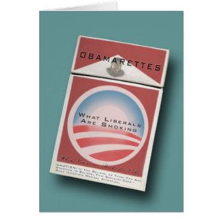 Obamarettes Card