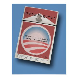 Obamarettes print