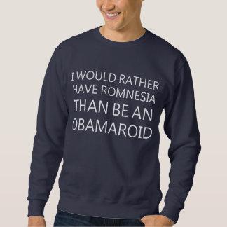 Obamaroid Sweatshirt