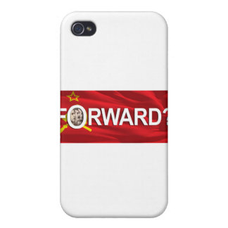 """Obama's """"Forward?"""" Case For iPhone 4"""