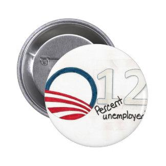 obamas goal 2 inch round button