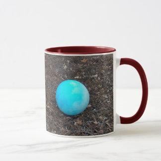 Obama's got the ball!  2009 mug