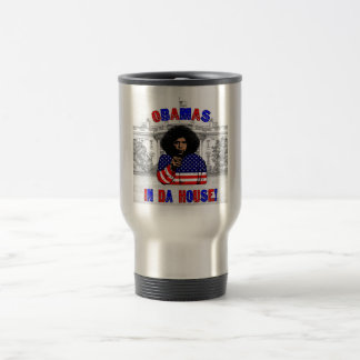 Obamas In Da House Coffee Mug