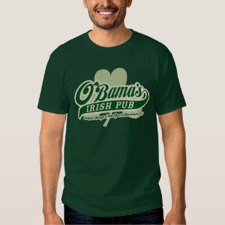 Obama's Irish Pub Customizable T-Shirt
