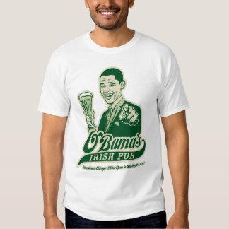 Obama's Irish Pub T-shirt