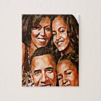 Obama's Love_ Jigsaw Puzzle