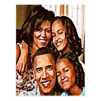 Obama's Love_ Postcard