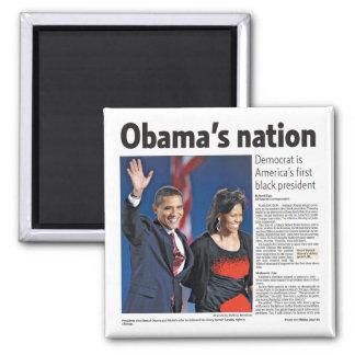 Obama's Nation Magnet