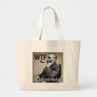 Obama's Nobel Peace Prize Large Tote Bag