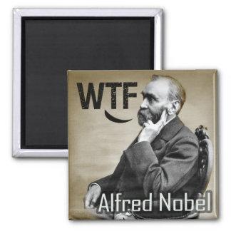 Obama's Nobel Peace Prize Fridge Magnet