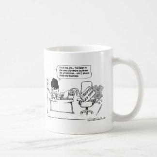 Obama's Old Chair For Sale Coffee Mug