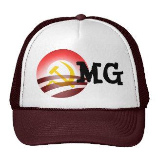 Obama's Progressive Totalitarian Plan? Mesh Hat