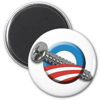 Obama's Screw Magnet