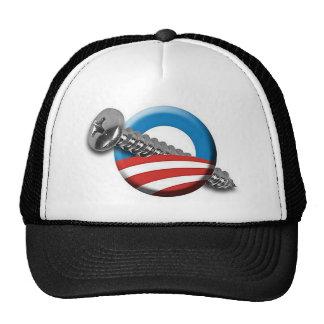 Obama's Screw Trucker Hat