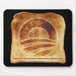 Obama's Toast Mousepads