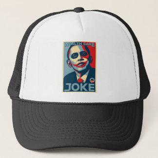 Obama's Wealth Care Joke 2009 Trucker Hat