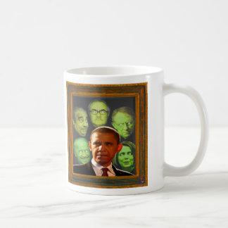 Obamascare Is Shovel Ready Coffee Mug