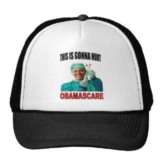 OBAMASCARE TRUCKER HAT