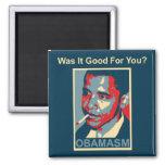 Obamasm: ¿Era bueno para usted? Iman De Frigorífico