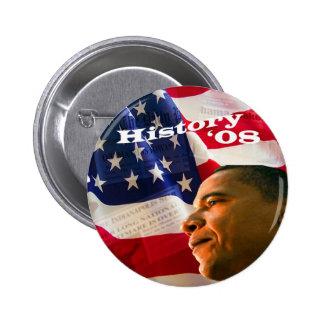 Obamat-shirt4 Pin Redondo De 2 Pulgadas