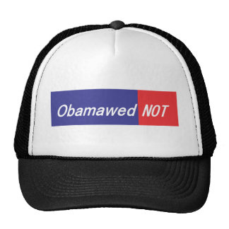 Obamawed NO Gorro De Camionero