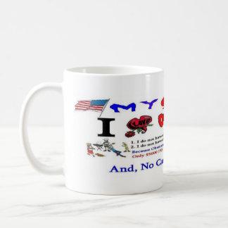 Obamcare Coffee and tea mugs