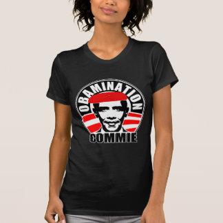 Obamination Commie Tshirts