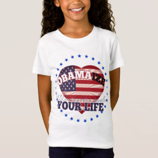 Obamize your life T-Shirt