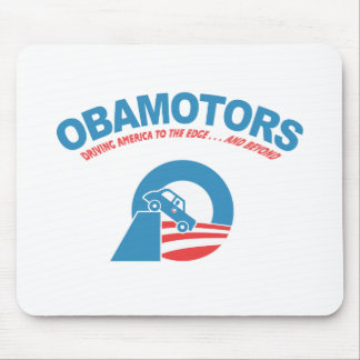 Obamotors Mouse Pad