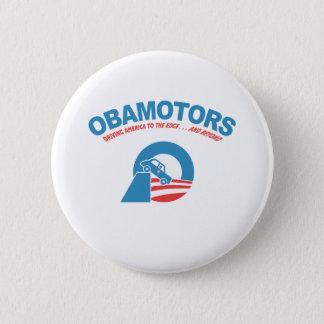 Obamotors Pinback Button