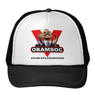 OBAMSOC TRUCKER HAT