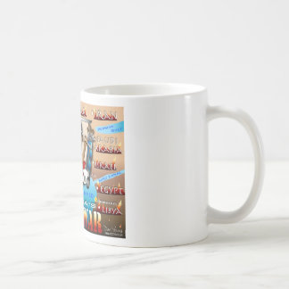 Obams's Golf War Coffee Mug