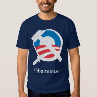 Obamunism Camisas