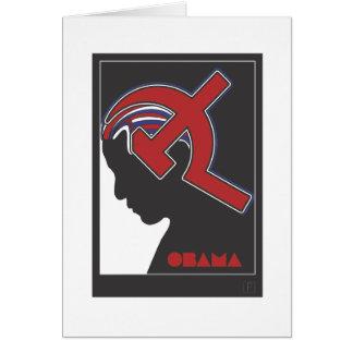 Obamunism Card