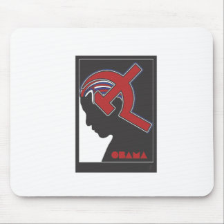 Obamunism Mouse Pad