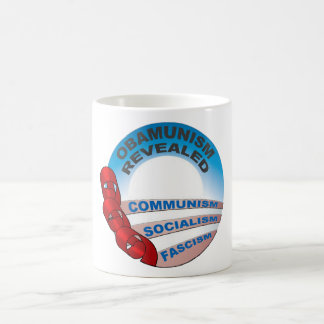 Obamunism reveló las tazas