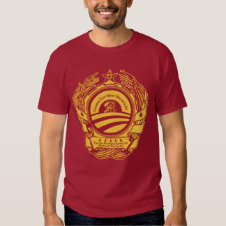 Obamunist Seal Shirt
